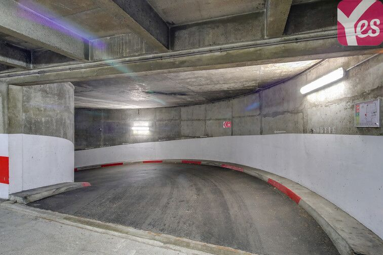 Parking Arcueil - Jean Macé sécurisé