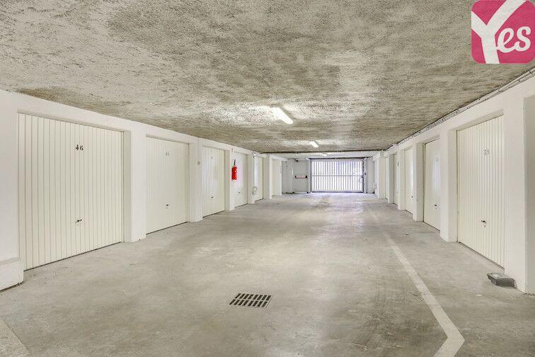 Parking Cimetière de l'Est - Rennes box