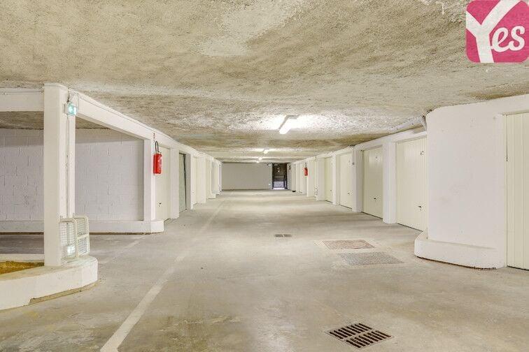 Parking Cimetière de l'Est - Rennes sécurisé