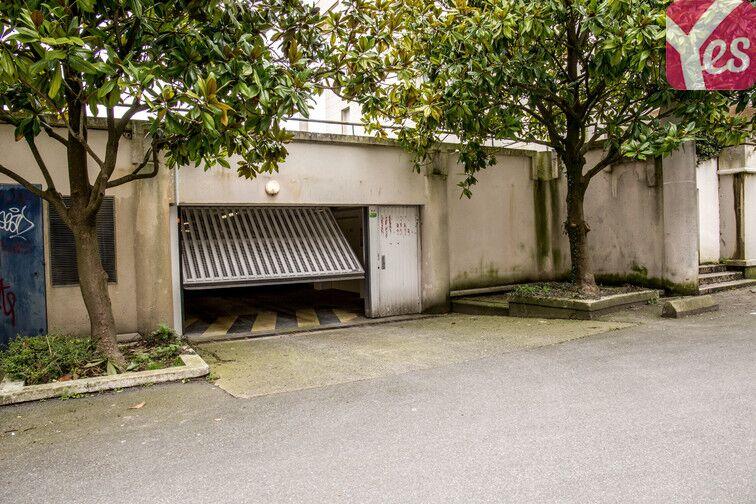 Parking Cimetière de l'Est - Rennes souterrain