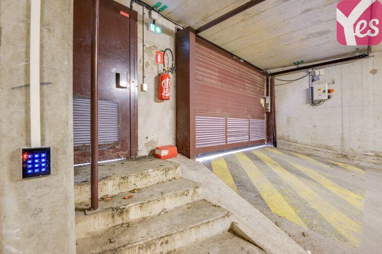 Parking Place de l'Europe - Vélizy-Villacoublay gardien