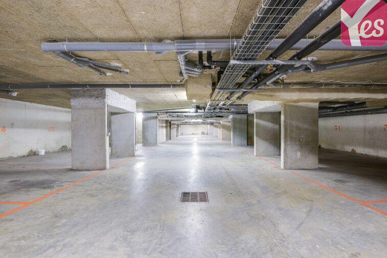 Parking Place de l'Europe - Vélizy-Villacoublay souterrain