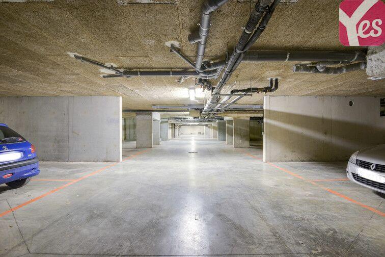 Parking Place de l'Europe - Vélizy-Villacoublay sécurisé