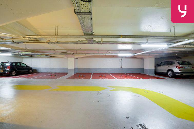location parking Rue René Seyssaud - Centre-ville - Roucas - Vitrolles