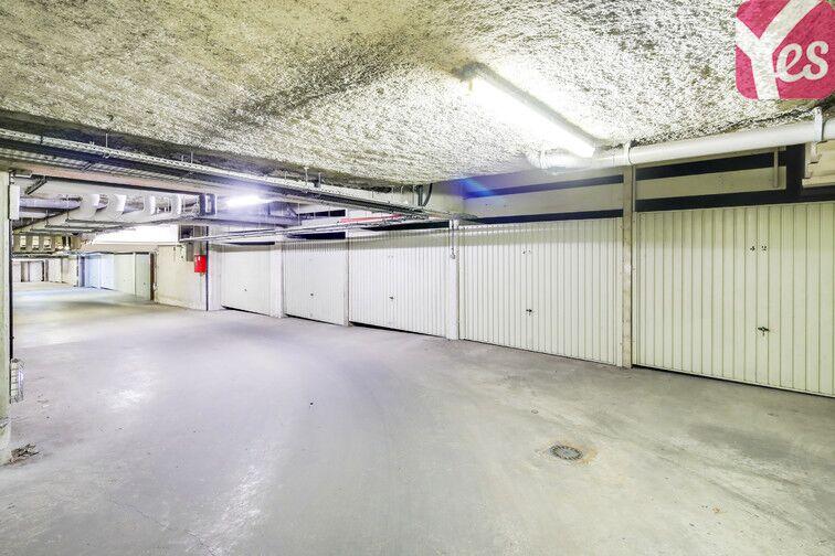 Parking Faubourg de l'Arche - Pôle universitaire - Courbevoie gardien