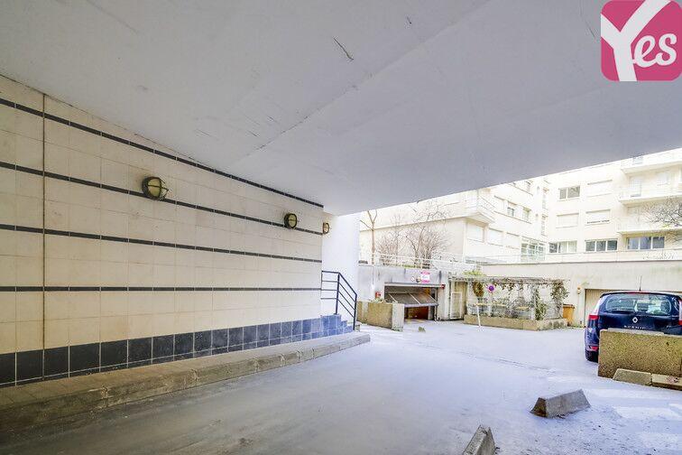 Parking Faubourg de l'Arche - Pôle universitaire - Courbevoie box