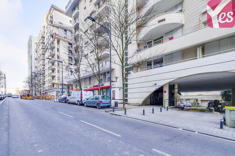 Parking Faubourg de l'Arche - Pôle universitaire - Courbevoie avis
