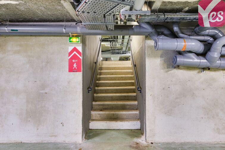 Parking Centre-ville - Maisons-Laffitte box
