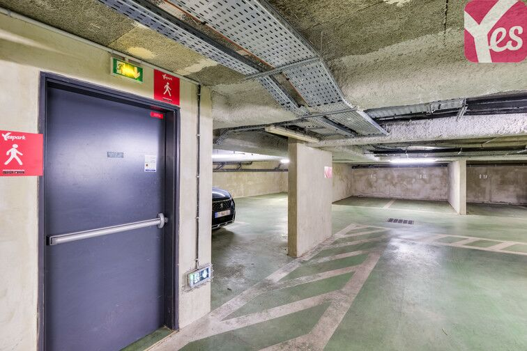 Parking Centre-ville - Maisons-Laffitte gardien