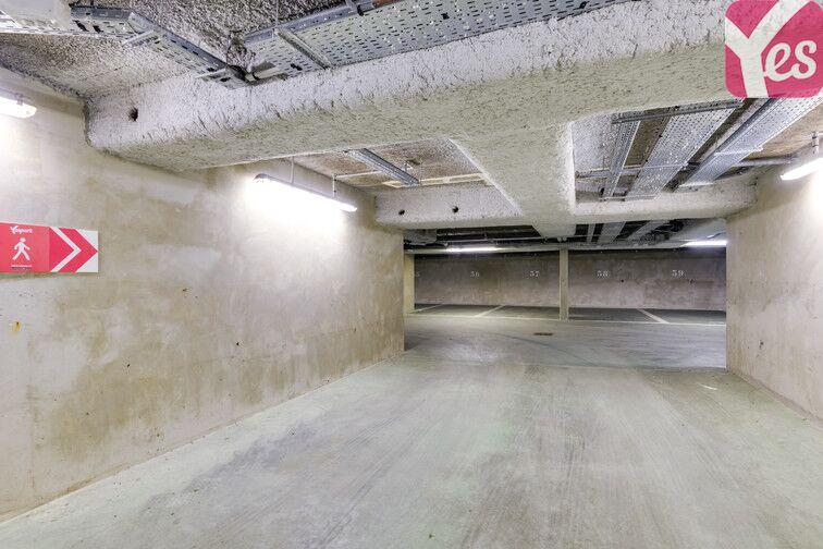 Parking Centre-ville - Maisons-Laffitte sécurisé