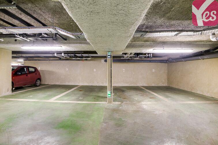 Parking Centre-ville - Maisons-Laffitte souterrain