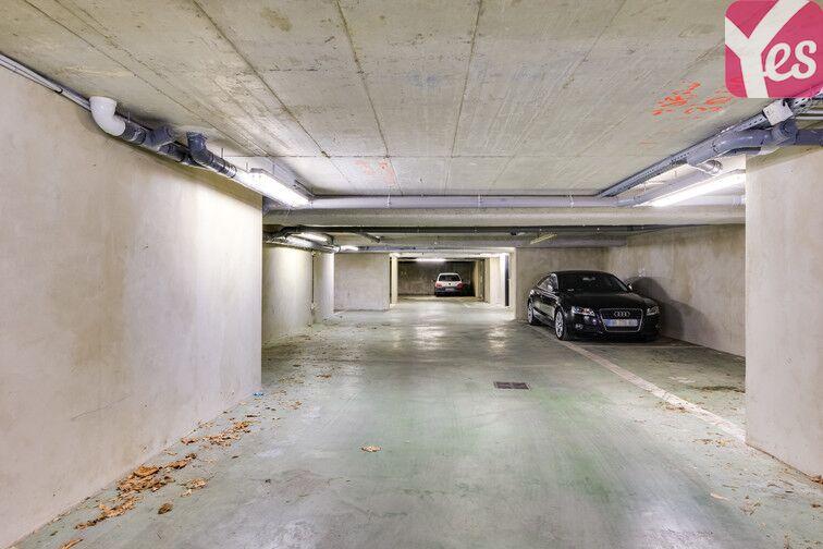 Parking Centre-ville - Maisons-Laffitte avis