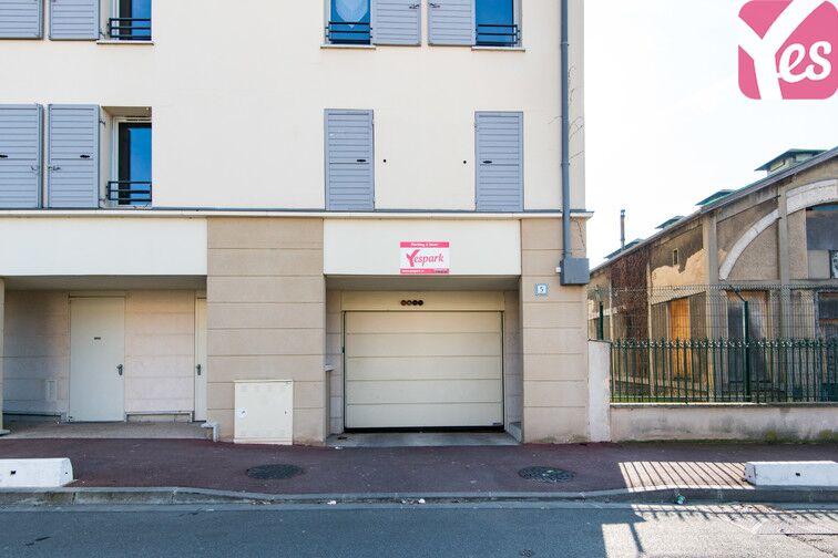 Parking Centre-ville - Maisons-Laffitte à louer