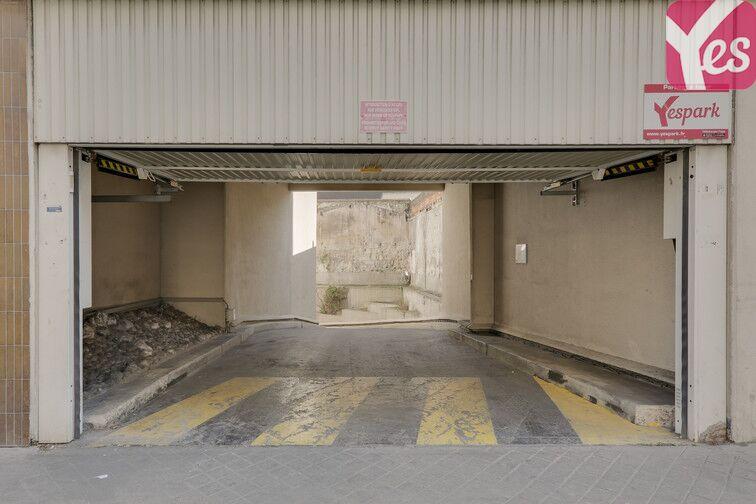 Parking Philippe Auguste - Paris 11 location mensuelle