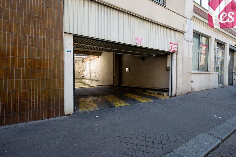 Parking Philippe Auguste - Paris 11 sécurisé