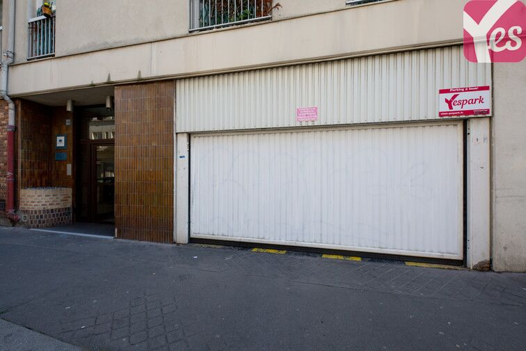 location parking Philippe Auguste - Paris 11