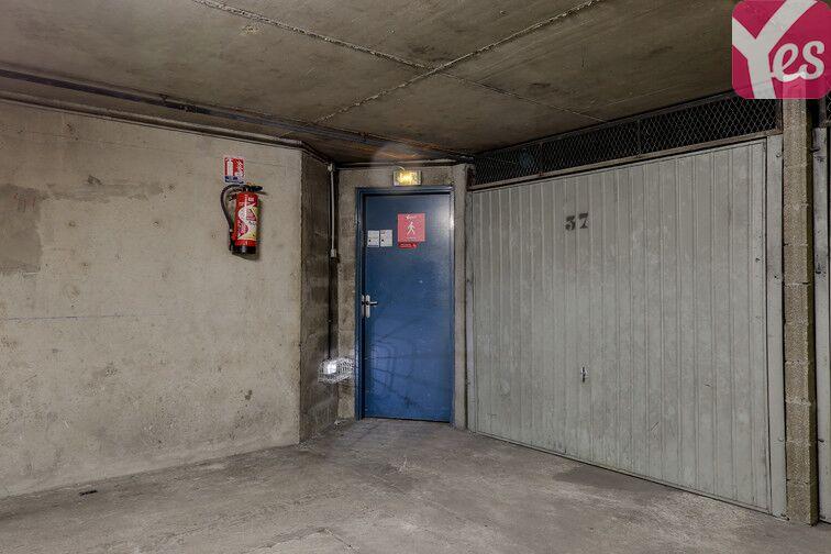 Parking Philippe Auguste - Paris 11 gardien