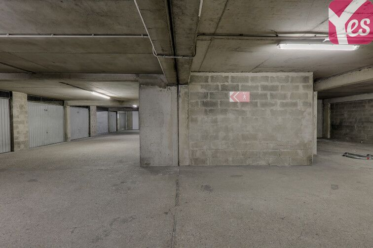 Parking Philippe Auguste - Paris 11 en location