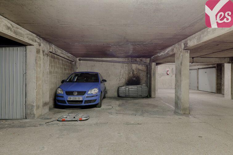 Parking Philippe Auguste - Paris 11 Paris
