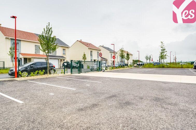 Parking Terroir de Chaalis - Villeron sécurisé