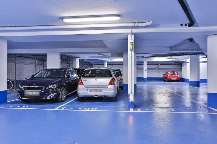 Parking Renault - Boulogne-Billancourt box
