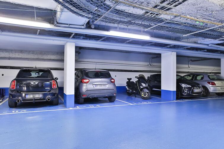 Parking Renault - Boulogne-Billancourt location mensuelle
