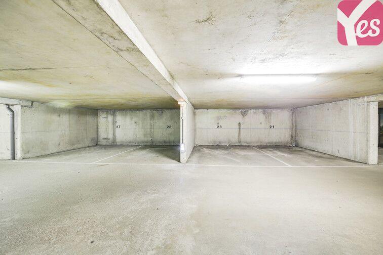 Parking Paul Brousse - Villejuif caméra