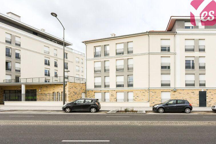 Parking Saint-Martin - Pontoise gardien