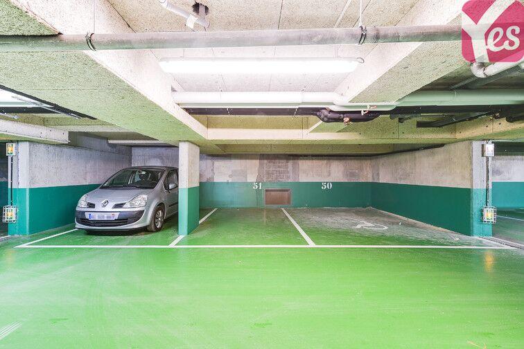 Parking Saint-Martin - Pontoise location mensuelle