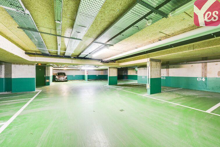 Parking Saint-Martin - Pontoise 95300