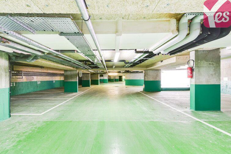 Parking Saint-Martin - Pontoise caméra