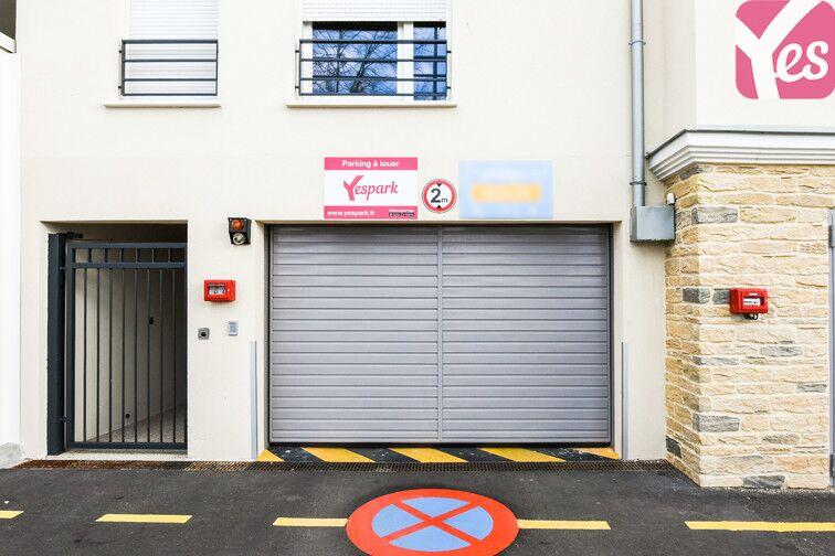 Parking Saint-Martin - Pontoise 50 avenue de Verdun