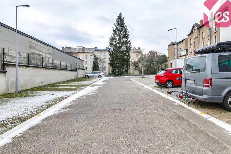 Parking Université de Lorraine - Nancy II gardien