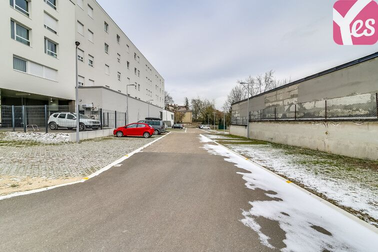 Parking Université de Lorraine - Nancy II en location