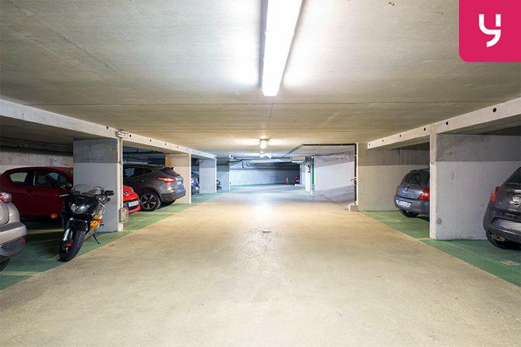 Parking Issy - Val-de-Seine (place moto) pas cher