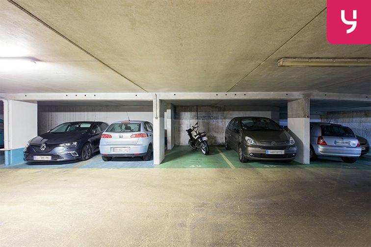 Parking Issy - Val-de-Seine (place moto) location mensuelle