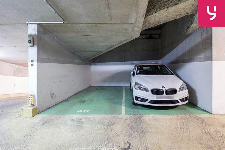 Parking Issy - Val-de-Seine (place moto) Issy-les-Moulineaux