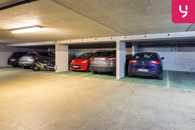 Parking Issy - Val-de-Seine (place moto) box
