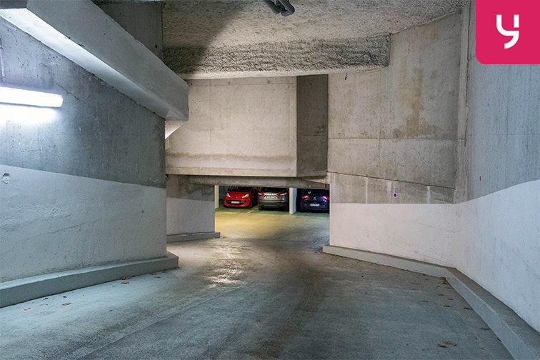 Parking Issy - Val-de-Seine (place moto) garage