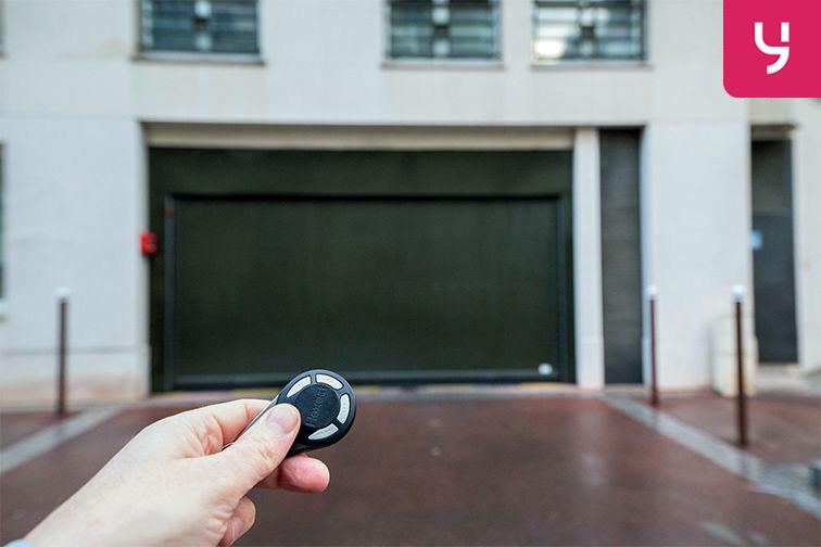 Parking Issy - Val-de-Seine - Places doubles garage
