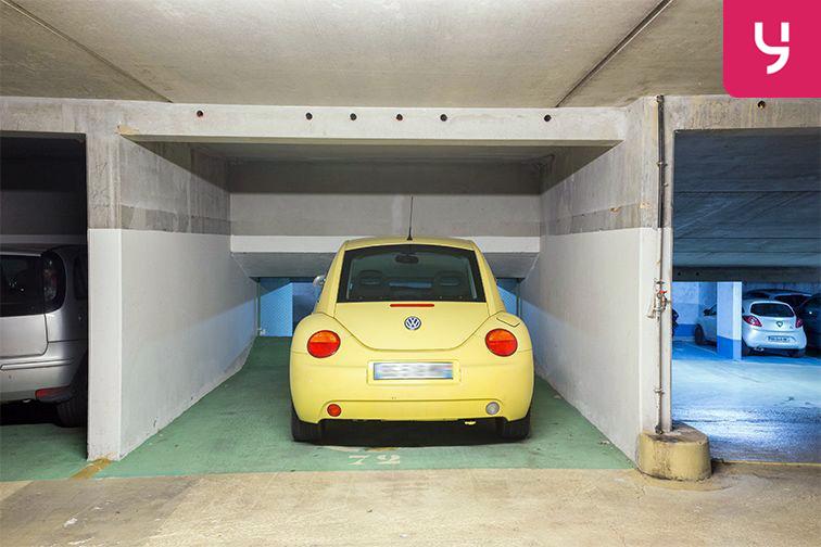 Parking Issy - Val-de-Seine - Places doubles sécurisé