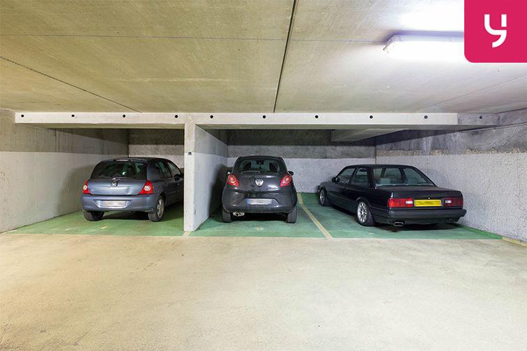 Parking Issy - Val-de-Seine - Places doubles en location
