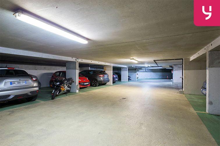 Parking Issy - Val-de-Seine - Places doubles location mensuelle