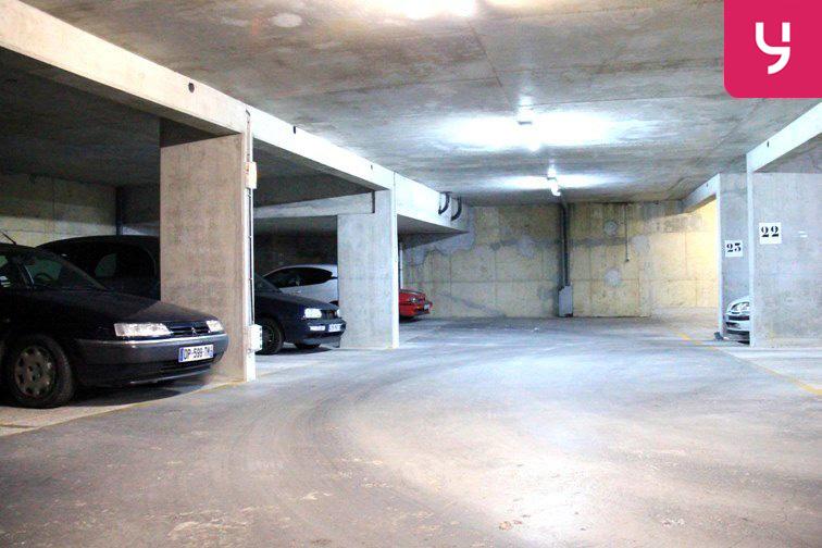 Parking Télégraphe - Pelleport à louer
