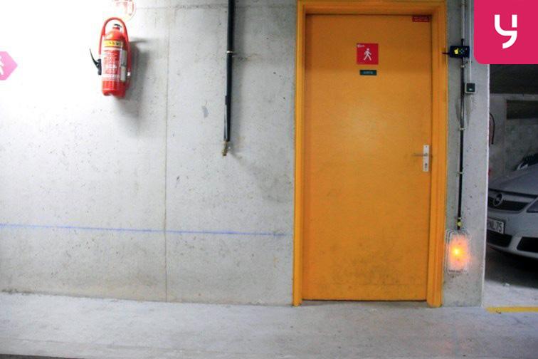 Parking Télégraphe - Pelleport sécurisé