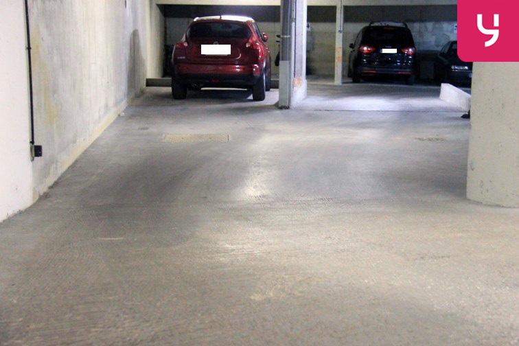 Parking Télégraphe - Pelleport 75020