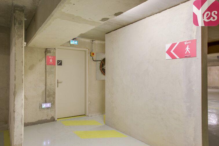 Parking Porte de Bagnolet - Saint-Blaise - Paris 20 gardien