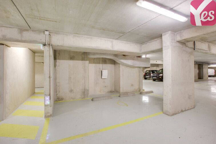 Parking Porte de Bagnolet - Saint-Blaise - Paris 20 gardien