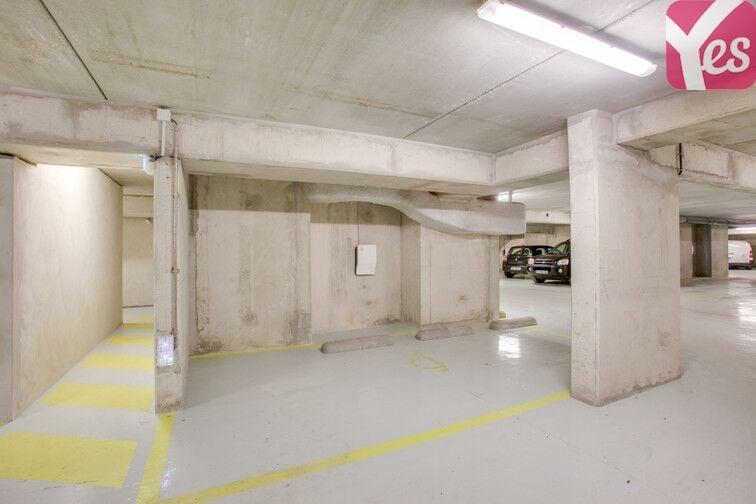 Parking Porte de Bagnolet - Saint-Blaise - Paris 20 Paris
