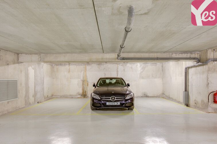 Parking Porte de Bagnolet - Saint-Blaise - Paris 20 75020